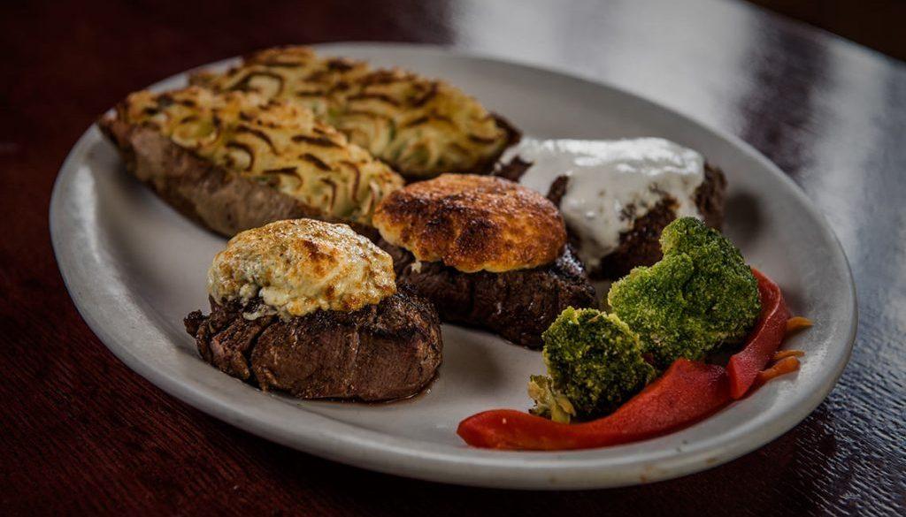 trio medallion steaks