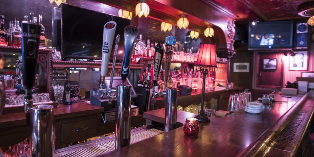 bars in Schiller Park